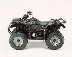 Used 01 yamaha grizzly yfm 600 atv bike fourwheeler no for Yamaha four wheeler dealers