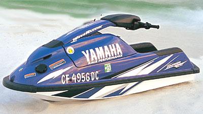 Yamaha Superjet Specs