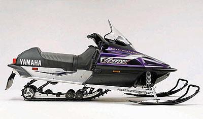 Yamaha Vmax Snowmobile Performance Parts