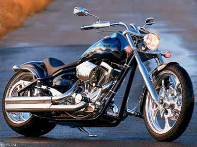 Big Dog Motorcycles Picture