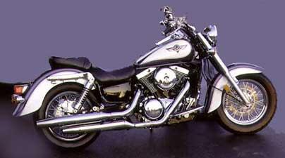 99 Kawasaki Vulcan 1500 Classic Images