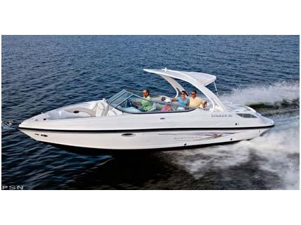 2010 Rinker 276 Captiva Bowrider Boats