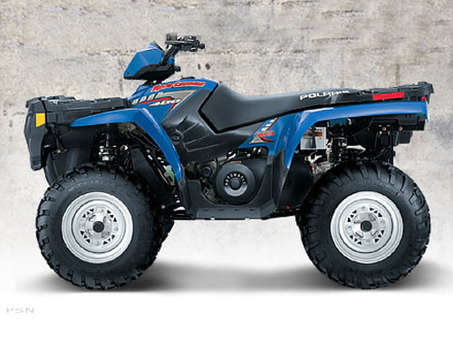 I have an 02 polaris sportsman 400 that is overheating. The