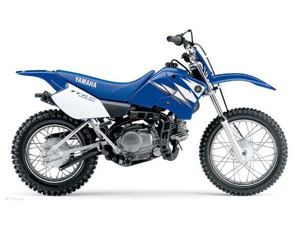 Yamaha 90 2 stroke for a 10yr old for Ttr 90 yamaha