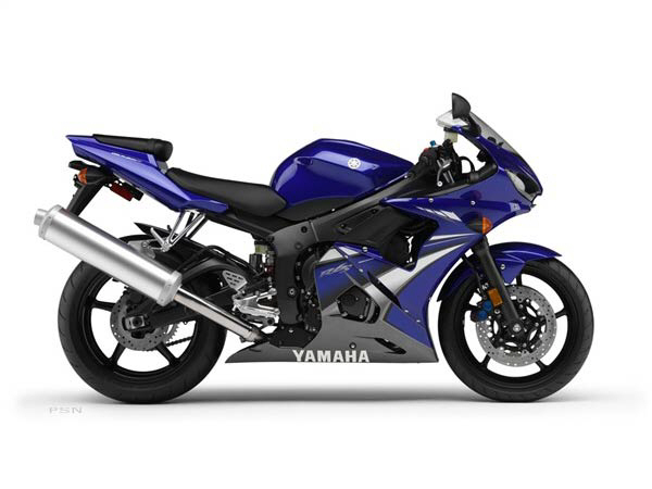 create a review for 2007 yamaha yzf r6s