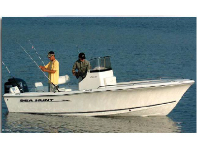 2007 Sea Hunt Triton 202 Boats