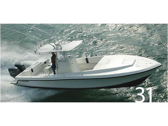 2010 Contender 31 Cuddy Boats
