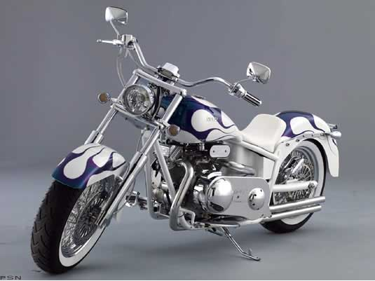 Ridley Motorcycles Picture Design