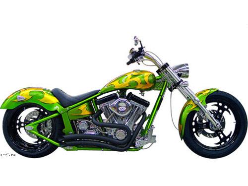 2008 Titan Sidewinder