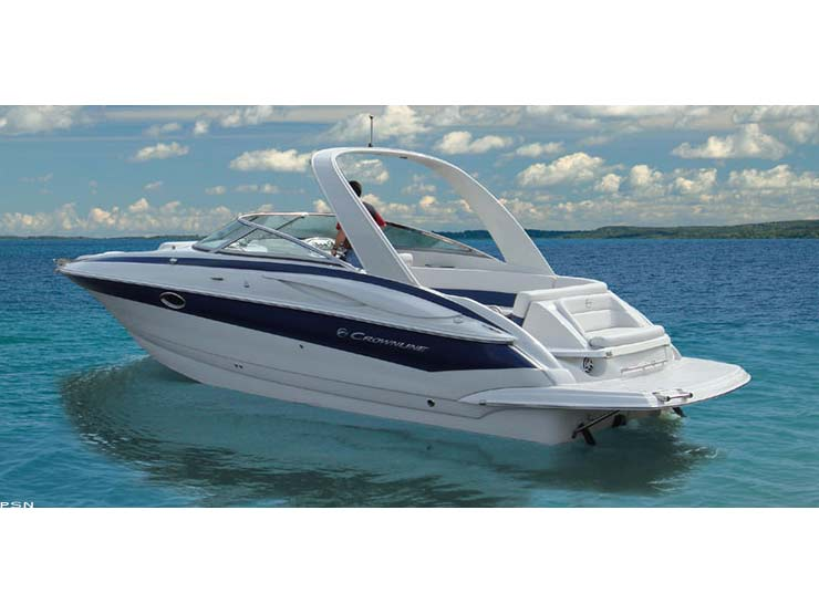 2008 Crownline 300 LS Click for larger picture