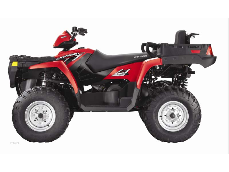 2008 Polaris Sportsman X2 700 / 800 EFI / 800 Touring ...