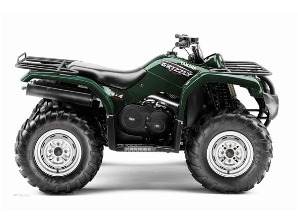 Vehicle reviews for 2009 yamaha grizzly 350 auto 4x4 irs for Yamaha 350 4x4