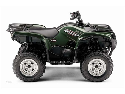 2009 yamaha grizzly 550 fi auto 4x4 eps atvs for 2009 yamaha grizzly 450 value