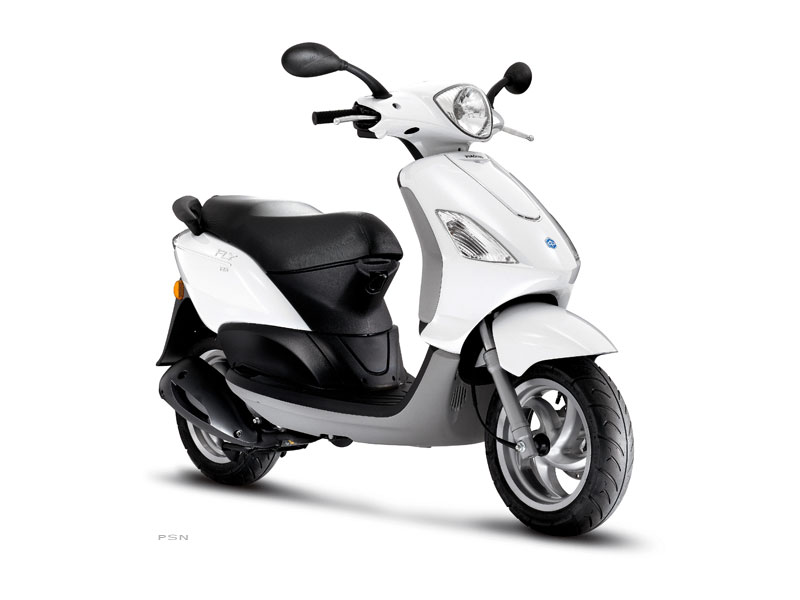 Vehicle Reviews for 2009 Piaggio Fly 150