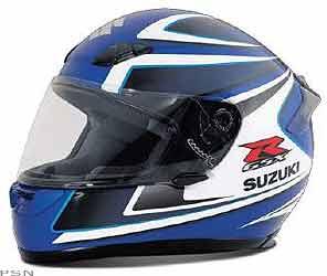 Shoei Suzuki Gsxr Helmet