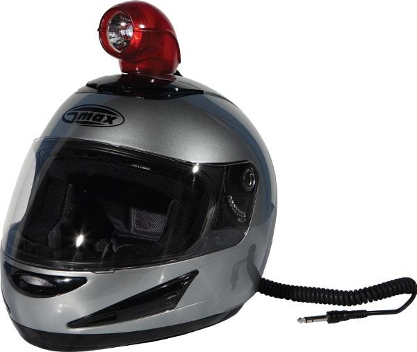 Lead Light Lead-dog Helmet Light