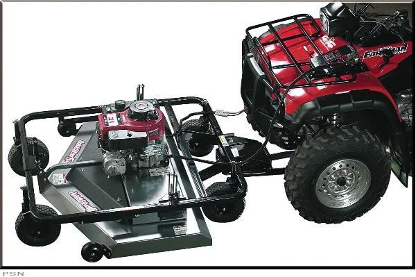 cycle country quicksilver 54 lawn mower from western power sports atv accessories 2008