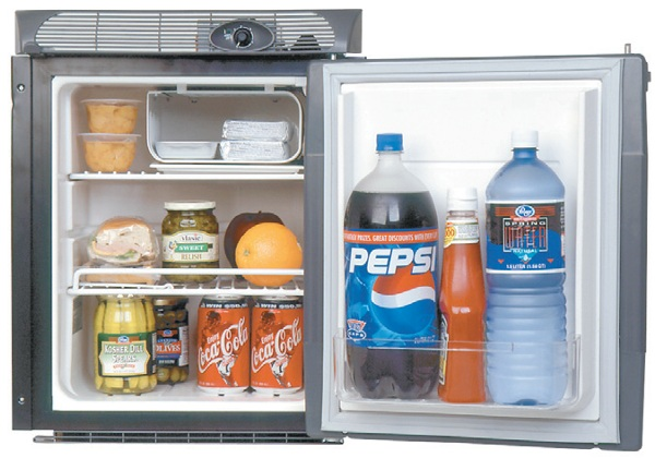 Norcold dc 0040 12v dc built in refrigerator from bell for 12 volt dc door bell