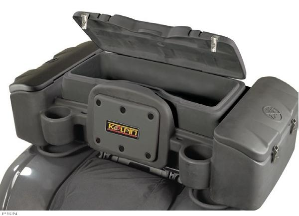 Kolpin Atv 5 Gallon Bucket Storage Box W Front From Kimpex 2017