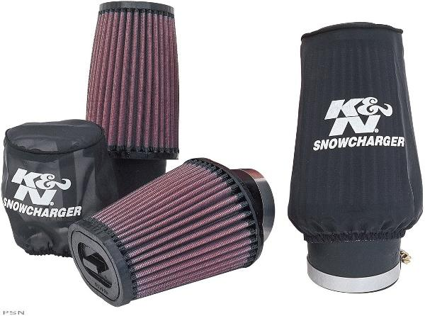 Snowmobile Air Filters : K n snowmobile air filters and filter wraps from
