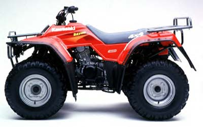 kawasaki prairie 300 4×4 specs – download site