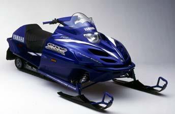Yamaha Srx Snowmobile Specs