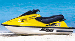 2001 kawasaki 1100 zxi watercraft