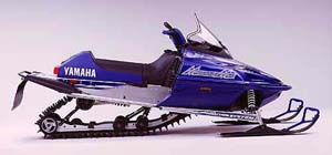 Yamaha Mountain Max  Mm Specs