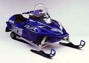 Yamaha Sxr  Triple