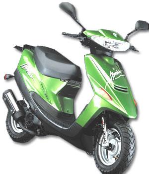 mz moskito scooter