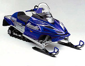 Yamaha Mountain Max  Specs