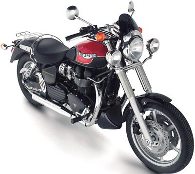 2003 Triumph Speedmaster Motorcycles - The Best Mid Size Cruiser ...