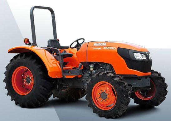 Low Profile Tractor : Kubota m low profile hdl tractors