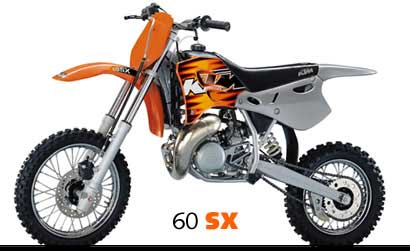 1999 ktm 65 sx motorcycles - very fast!