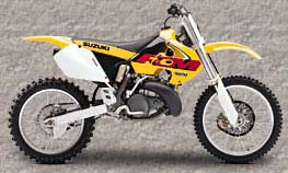 vehicle reviews for 1999 suzuki rm 250