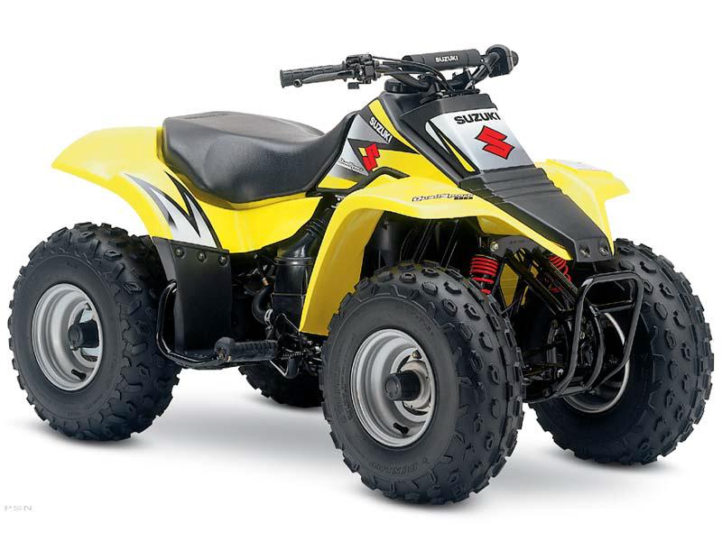 Suzuki Ltz Specifications