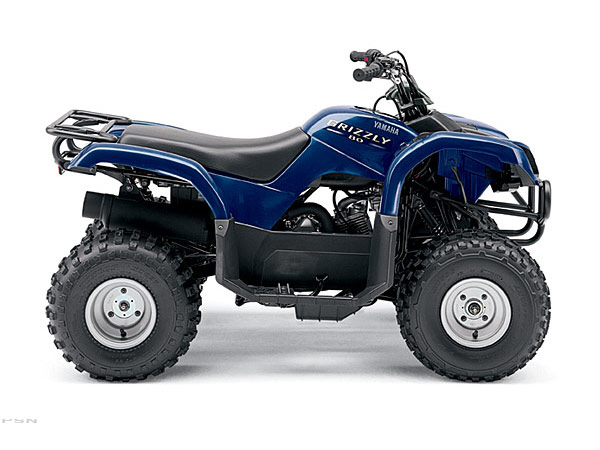 Vehicle reviews for 2005 yamaha grizzly 80 for Yamaha grizzly 80