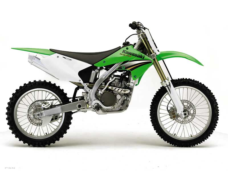 2005 kawasaki kx250f value submited images