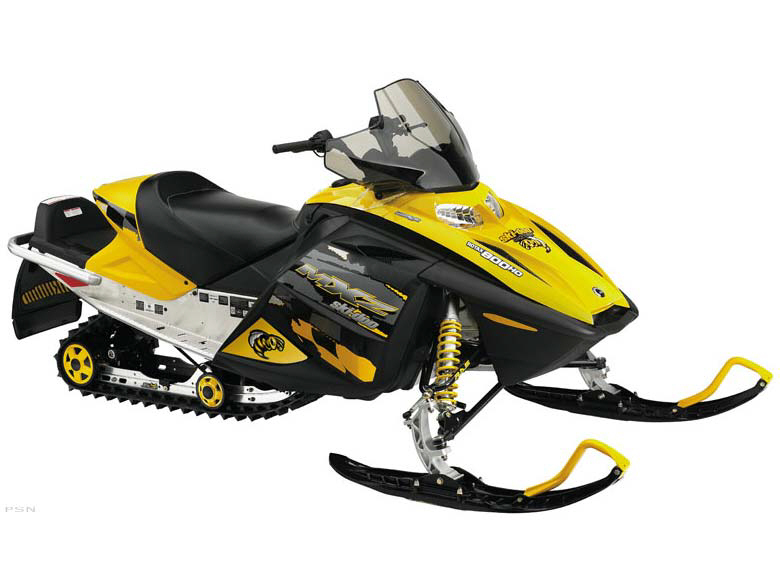 2003 Ski Doo Rev 600 Ho Manual