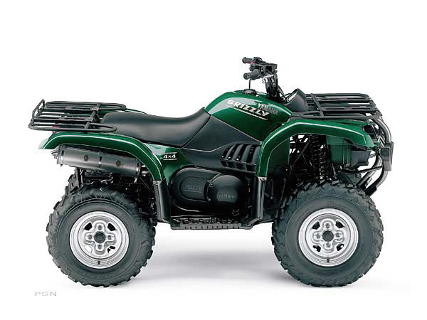 2006 yamaha grizzly 660 auto 4x4 atvs grizzly quad for 2006 yamaha grizzly 660 value
