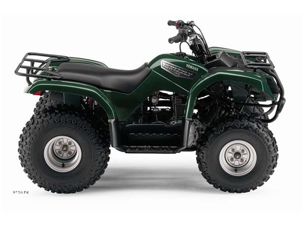 2007 yamaha grizzly 125 automatic atvs great atv built better than polaris sportsman 90. Black Bedroom Furniture Sets. Home Design Ideas
