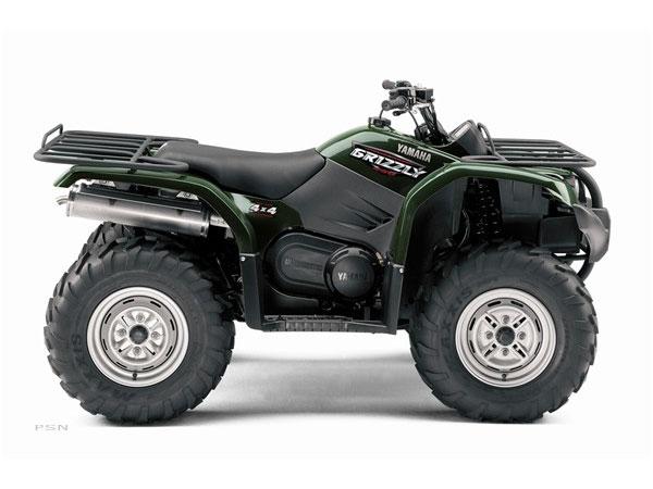 2008 yamaha grizzly 450 auto 4x4 atvs great 4 wheeler for Yamaha four wheeler dealers