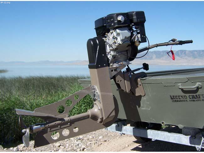 81 Surface Drive Mud Motor Plans Predator 65 Surface