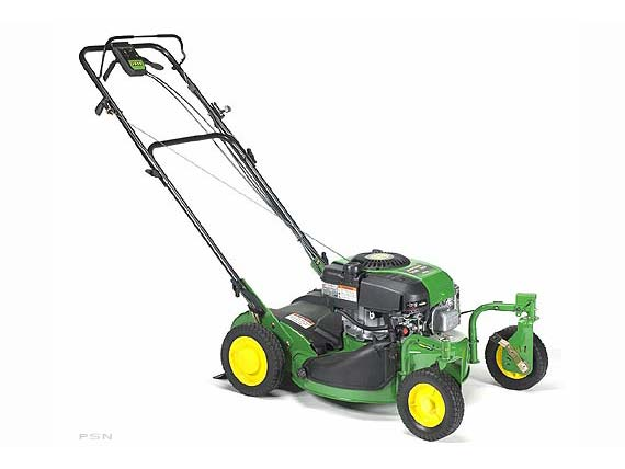 John Deere Push Mowers Bing Images