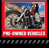 Check out our selection of used ATVs, Motorcycles, Scooters, UTV, and Watercrafts