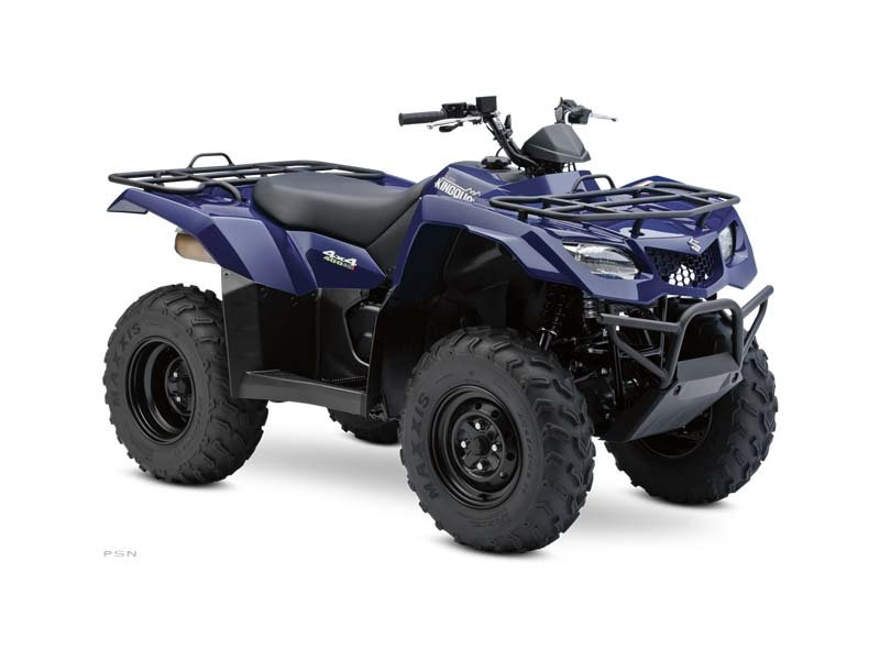 NEW 2012 SUZUKI KING QUAD 400 ASi UTILITY QUAD RED OR GREEN OR BLUE 12